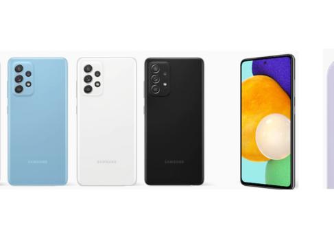Novo u ponudi: Samsung Galaxy A52 i Samsung Galaxy A72